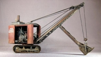 Steam Shovel kit