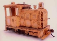 Bachmann gas mechanical with dress-up kit